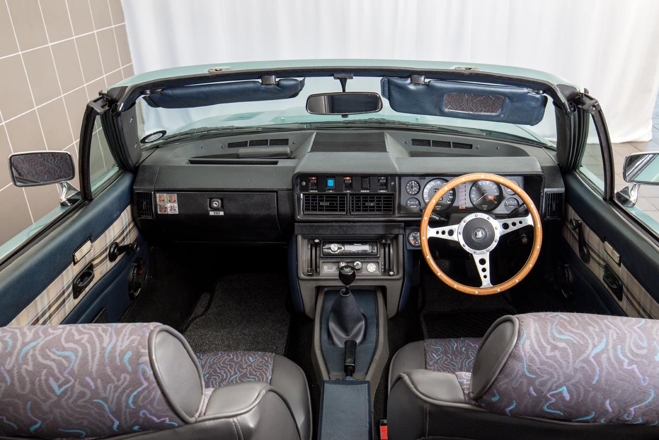 1981 Triumph TR7