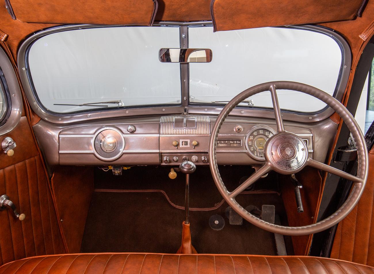 1938 Packard Limousine