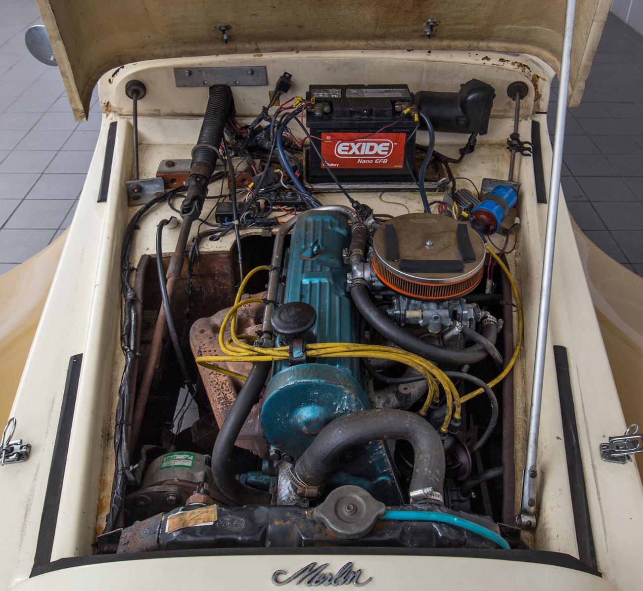 1991 Merlin TF 2000