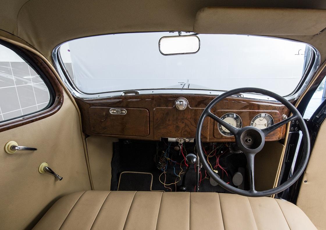 1938 Plymouth Chrysler 4 Door