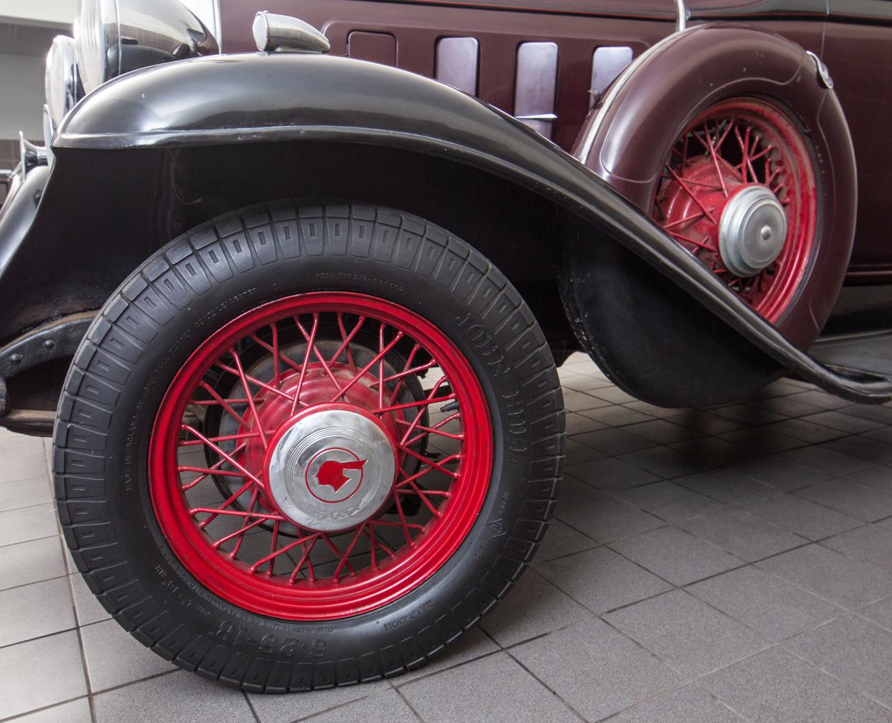 1930 Pontiac Chiefton