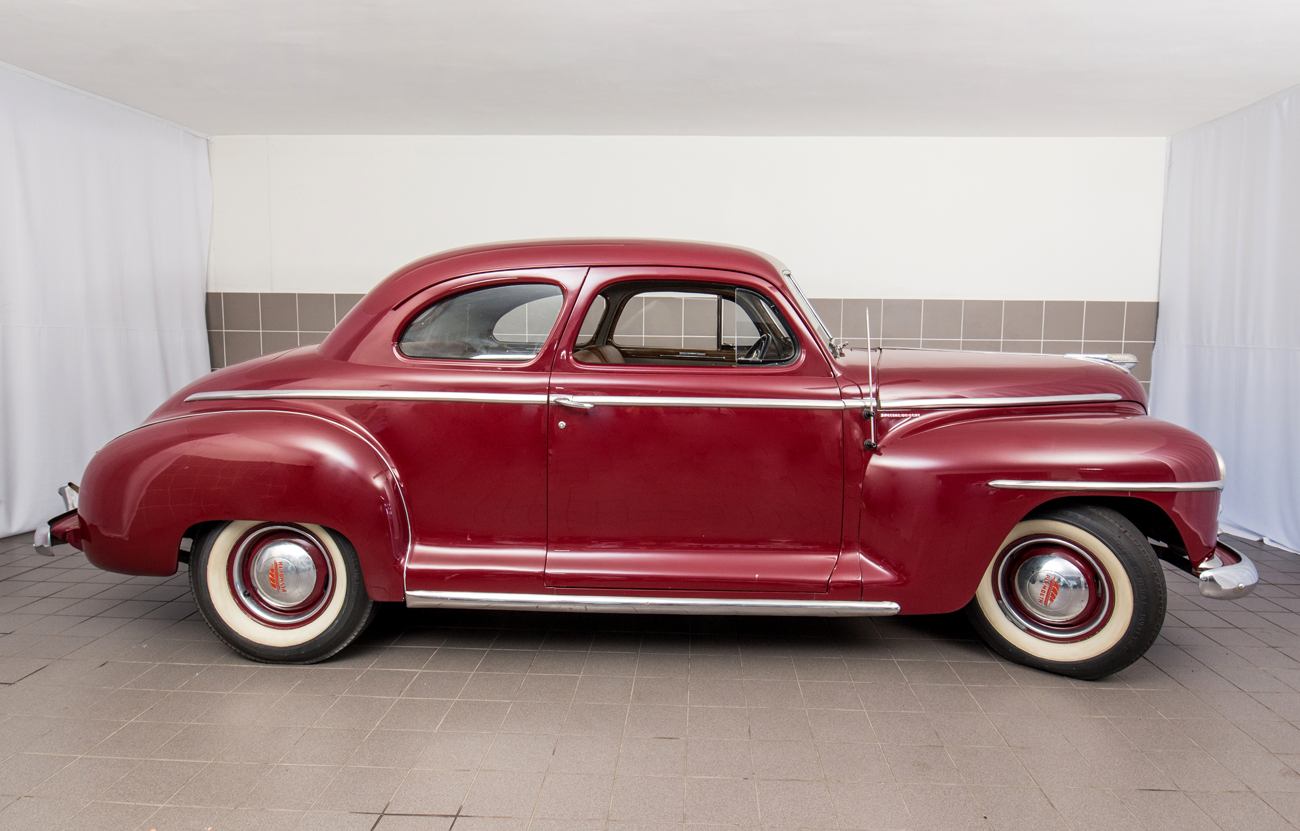 1946 Plymouth Special Deluxe