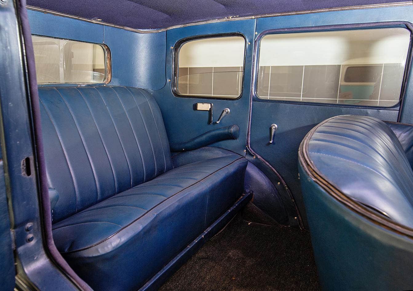 1928 Dodge 4 Door Sedan
