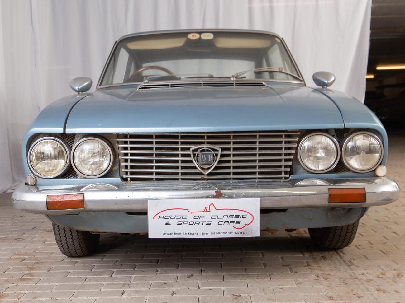 Lancia Flavia 2000