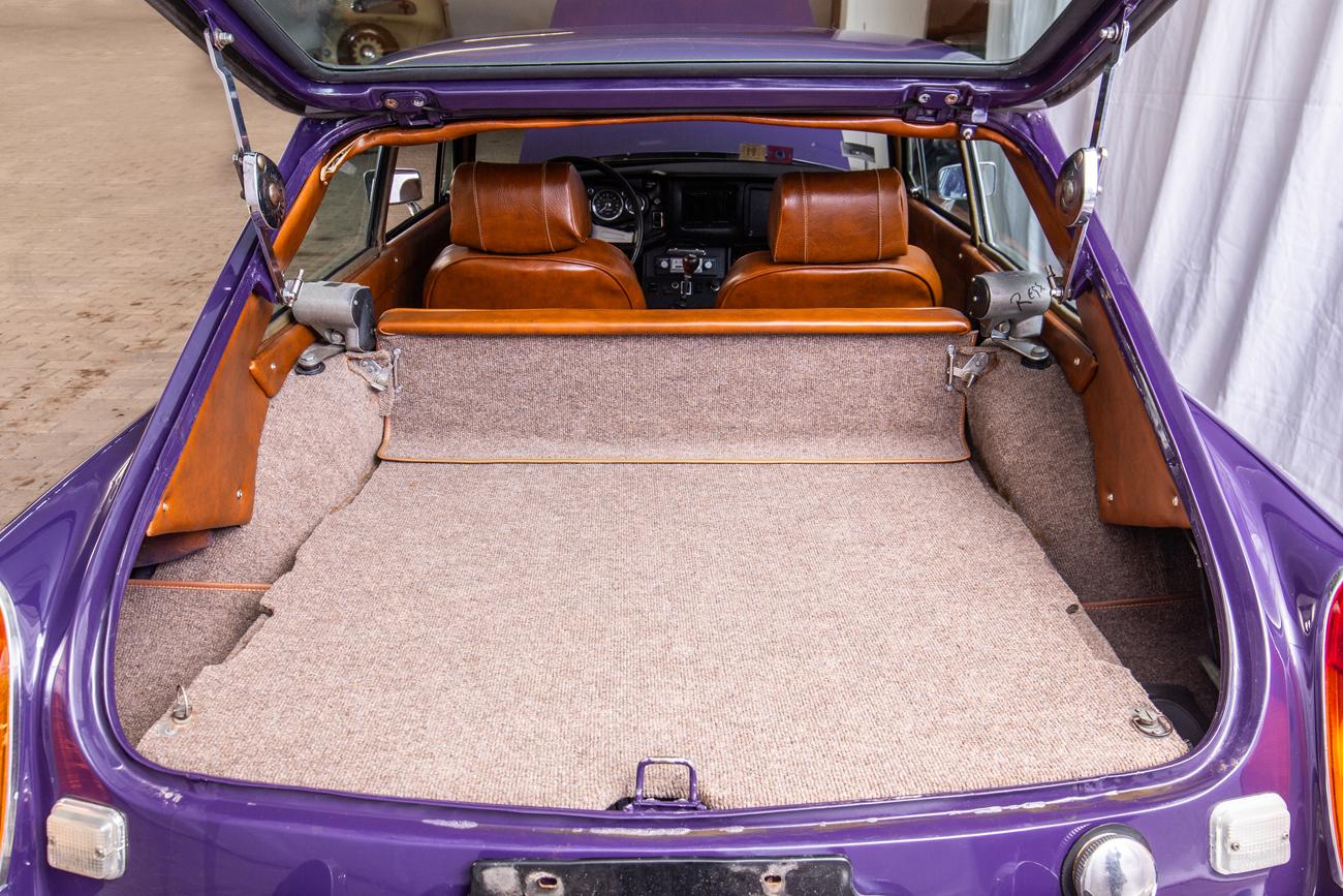 1974 MGB GT (LHD)