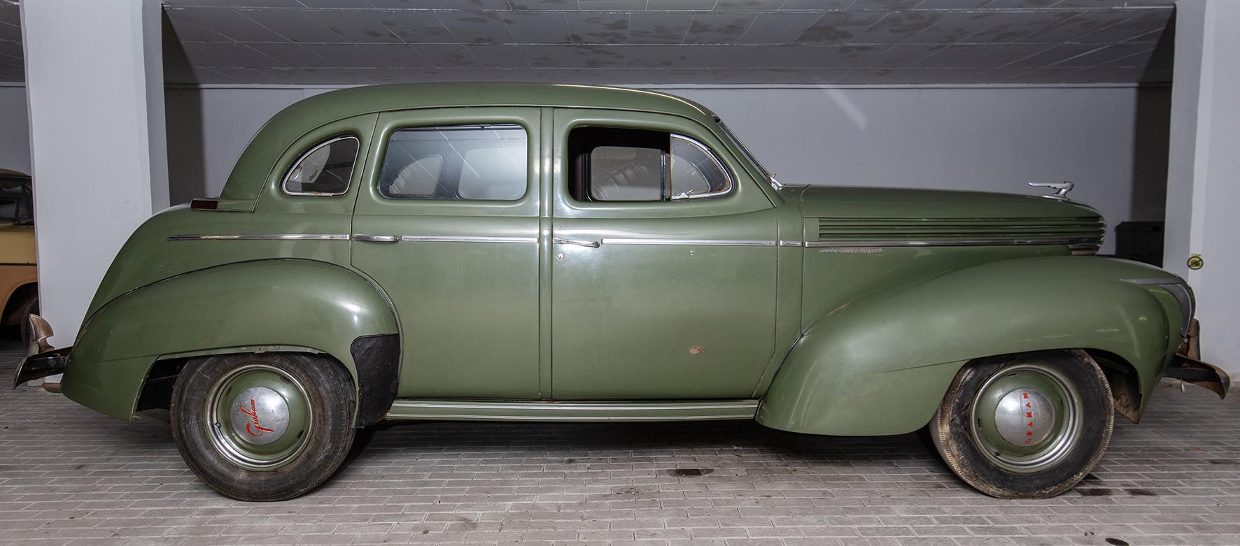 1939 Graham Supercharge