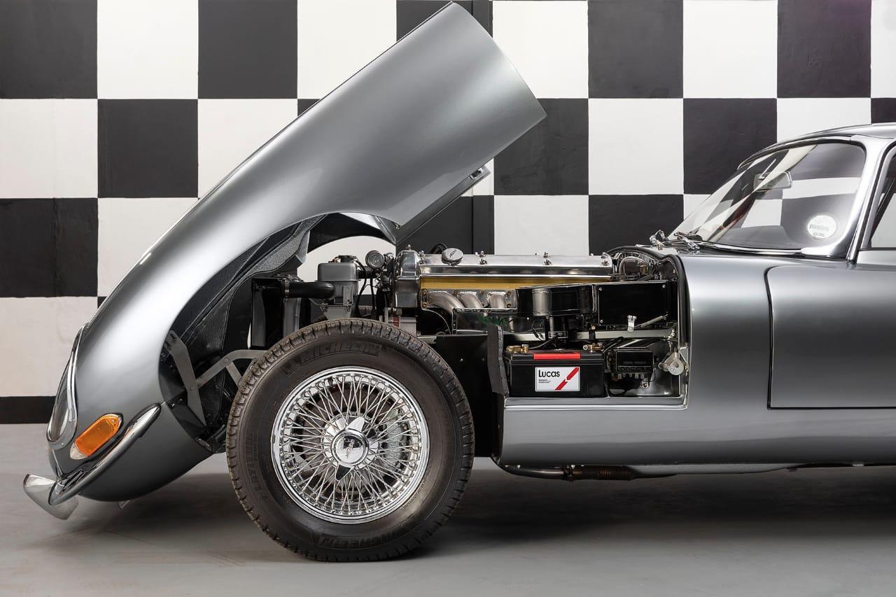 1964 Jaguar E-Type Series 1  3.8Litre